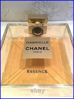 Rare 2 Liters Factice Chanel Gabrielle Essence Store Display (no Perfume)