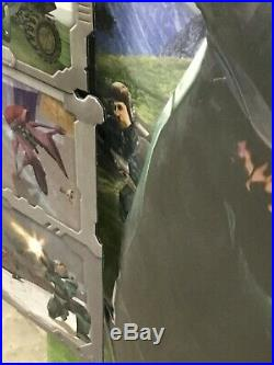 Rare HALO 1 MASTER CHIEF STANDEE GAME STORE DISPLAY XBOX Life Size poster type