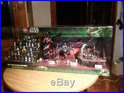 Rare Lego Star Wars Yoda Chronicles Retail Store Display (75018, 75017, 75016)
