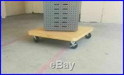 Rare Original Nike Store Display 3 Sides Spins w Wheels Sign Vntg Nike Hardware