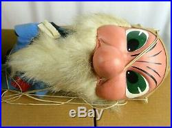 Rare Pelham Puppet Disney Store Display LG Snow White & All 7 Dwarfs Marionettes