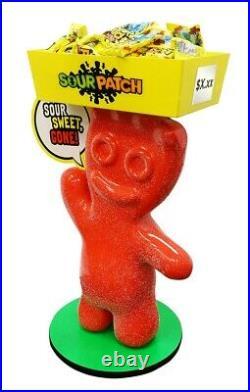 Rare Sour Patch Kids Lifesize Display
