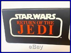 Rare! Unused 1983 Vintage Star Wars The Empire Strikes Back Toy Store Display