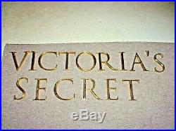 Rare! Victorias Secret Store Front Sign! Solid Brass Letters! Authentic
