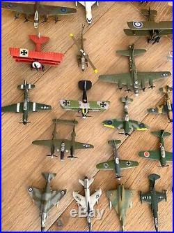 Rare Vintage Bachmann Mini Plane Hobby Store Counter Display With Planes