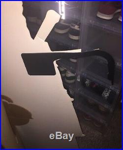 Rare Vintage Nike Bo Knows Life Size Cardboard Store Display Poster Jackson