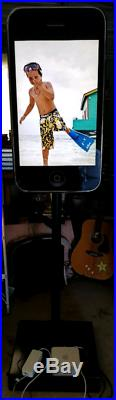 Relisted Rare Iphone 3G Store Window Display One of A Kind Pre Iphone X 11 Pro