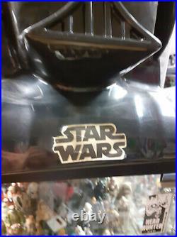 STAR WARS RARE German Store display