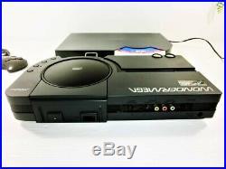 Sega Store Display Kiosk Victor Wonder Mega Rg-m1 Ultra Rare
