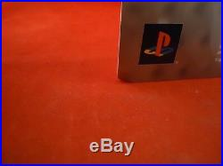 Sony Playstation 1 System PS1 Console Promotinl Standee Store Display Promo RARE