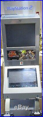 Sony Playstation 2 PS2 Store Display Kiosk Jak and Daxter Video Game System RARE