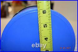 THINK BIG! NYC 1989 Jumbo Crayola Crayon 57 Huge Large Rare Blue Advertisement