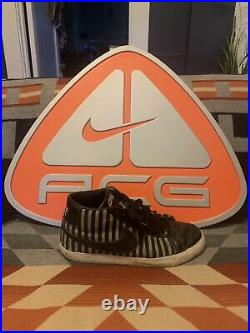 VTG Rare Nike ACG All Conditions Gear 90s 2000s Molded Plastic Display Sign