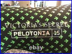 Victoria's Secret pink Giant Store display dog Pelotonia 2015 Rare VS Pup