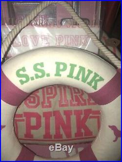 Victorias Secret VS Life Saver Raft S. S. PINK Store Display Vintage Rare Prop 14