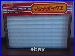 Vinatage Original Matchbox Store Display Mini Car Model Rare