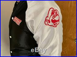 Vintage Nintendo Power Promo Promotional Jacket Store Display Rare