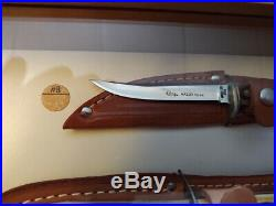 Vintage & Rare-1970s Case XX USA factory Samples Store display Case & 11 Knives