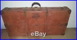 Vintage Rare Antique Keen Kutter Salesmans Sample Suitcase! L@@K