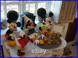 Walt Disney Mini Mouse Very Rare Store Display Figure Vintage