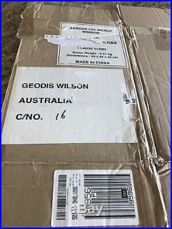 White LOUIS VUITTON Store Display Globe Decor Extra Large Mint Condition Rare